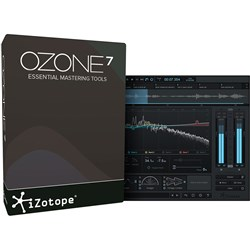 iZotope Ozone 7: Complete Mastering System - Boxed Copy