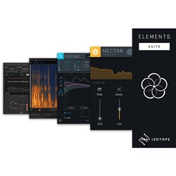 iZotope Elements Suite (Serials)