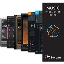 iZotope Music Production Suite (Serials)