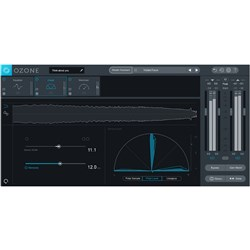 iZotope Ozone Elements Mastering Suite (Serial)