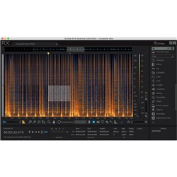 iZotope RX6 Advanced Noise Reduction & Audio Repair Software (Serial)