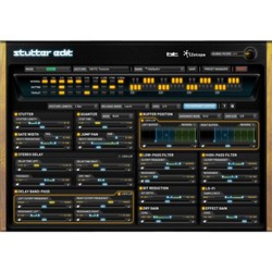 iZotope Stutter Edit: Audio Chopping Plugin (Serial)