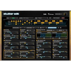 iZotope Stutter Edit: Audio Chopping Plugin - Boxed Copy