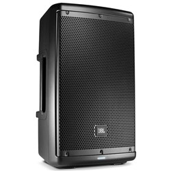 "JBL EON610 10"" Two-Way Powered Reinforcement Speaker"