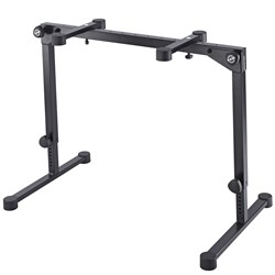 Konig & Meyer 18820 Omega Pro Table-Style Keyboard Stand (Black)