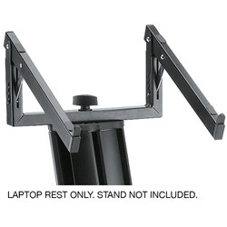 Konig & Meyer Laptop Rest for Spider Series Keyboard Stands