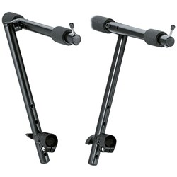 Konig & Meyer 18941 Stacker for 18930/18990 Keyboard Stands (Black)