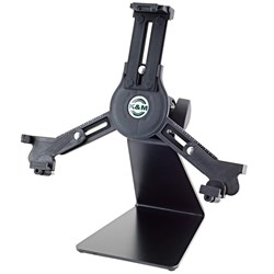 Konig Meyer 19792 Tablet PC Table Stand (Black)