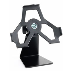 OPEN BOX Konig Meyer 19752 iPad Table Top Stand (Black)