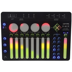 Keith McMillen K-Mix Digital Mixer, Audio Interface & MIDI Control Surface