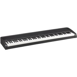 Korg B2 N Digital Piano w/ Light Touch Keyboard (Black)