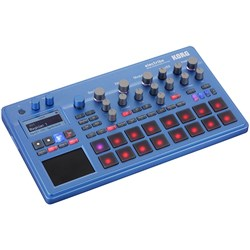 Korg Electribe 2 Music Production Station (Ltd Edition Metallic Blue)