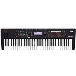 Korg Kross 2 61-Key Synthesizer Workstation
