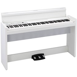 Korg LP-380 88-Key Fully Weighted Digital Piano (White)