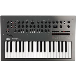 Korg Minilogue Polyphonic Analogue Synthesizer (Limited Edition Polished Grey)
