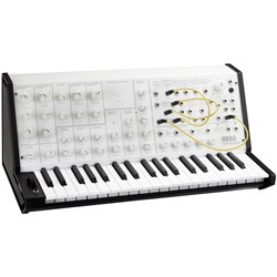 Korg MS20 Mini WM Monophonic Synthesizer (Limited Edition White Monotone)