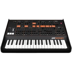 Korg ARP Odyssey Duophonic Synthesiser (Black & Orange)