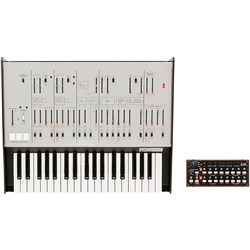Korg ARP Odyssey FS Duophonic Synthesizer Rev1 (Full-Size Limited Edition White)