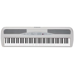 Korg SP-280 88-Key Digital Piano w/ MIDI (White)