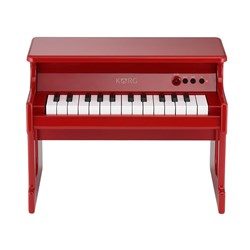 Korg tinyPIANO Digital Toy Piano (Red)