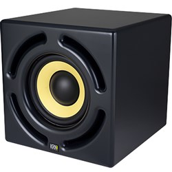 "KRK 12sHO MK2 12"" Powered Studio High Output Subwoofer"
