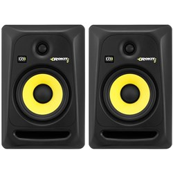 "KRK ROKIT RP6G3 6"" Studio Monitors (Pair)"