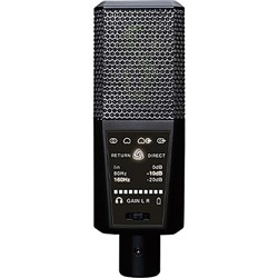 Lewitt DGT 650 USB Stereo Microphone (for iOS, Mac & PC)