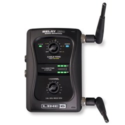 Line 6 G50-RX Wireless Receiver for Relay G50