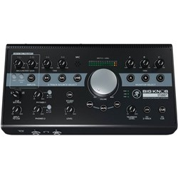 Mackie Big Knob Studio+ Monitor Controller & 2x4 USB Recording Interface