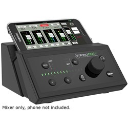 OPEN BOX Mackie ProDX4 4-Ch Wireless Digital Mixer