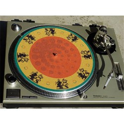 Madslips Rasta Lion Slipmats (Pair)