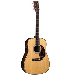 OPEN BOX Martin HD28E Retro Series - Rosewood back and sides & Case