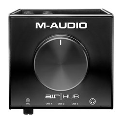 M-Audio Air Hub USB Monitoring Interface w/ Built-In 3-Port Hub