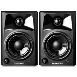 M-Audio AV42 Desktop Speakers for Professional Media Creation (Pair)