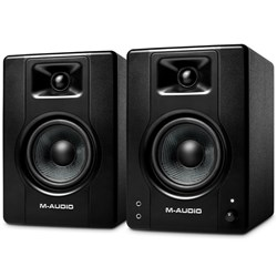 "M-Audio BX4 Multimedia Reference Monitors - 4.5"" 120-Watt' (Pair)"