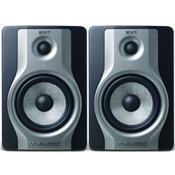 M-Audio BX5 Carbon Compact Studio Monitors (Pair)