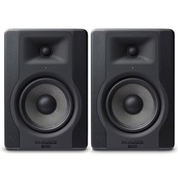"M-Audio BX5 D3 5"" Powered Studio Reference Monitors (Pair)"