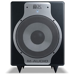 "M-Audio BX Premium Active 10"" Studio Subwoofer for Carbon Monitors"