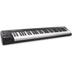 M-Audio Keystation 61 MK3 61-Key Semi-Weighted USB-MIDI Controller