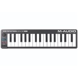 M-Audio Keystation Mini 32 MK3 32-Key Ultra Portable Mini USB MIDI Keyboard Controller