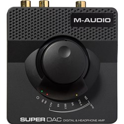 M-Audio Super DAC USB Audio D/A Converter