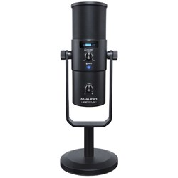 M-Audio Uber Mic Professional USB Microphone w/ Headphone Output w/ Pro Tools First