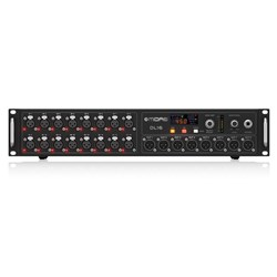 Midas DL16 16-In/8-Out Stage Box w/ 16x Midas Mic Pres, Ultranet & ADAT Interfaces