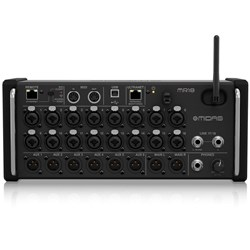 Midas MR18 18-Input Digital Digital Mixer for iPad/Android Tablets