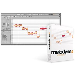 Celemony Melodyne 4 Assistant (Full Version - Boxed Copy)