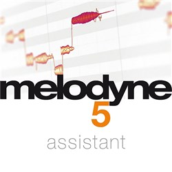 Celemony Melodyne 5 Assistant (Full Version - eLicense)