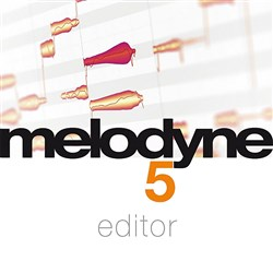 Celemony Melodyne 5 Editor (Full Version - eLicense)