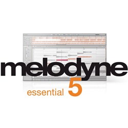 Celemony Melodyne 5 Essential (Full Version - eLicense)