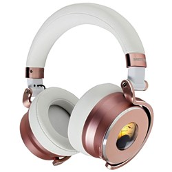 Meters Music OV-1 Over Ear Noise Cancelling Headphones w/ VU Meter (Rose)