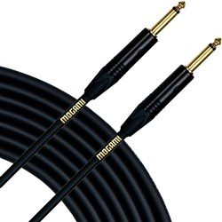Mogami Gold Instrument Cable TS - TS (10ft)